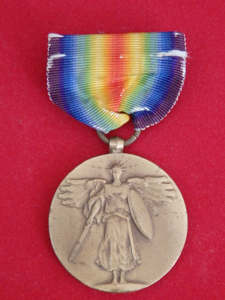WWI Victory Medal front