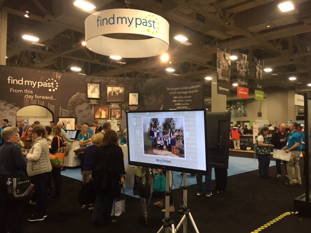 rootstech - findmypast -IMG_0280