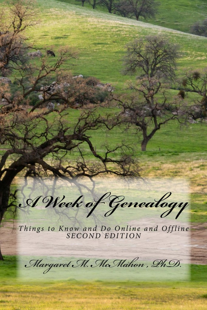 A_Week_of_Genealogy__Cover_for_Kindle