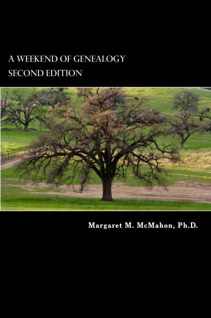 A_Weekend_of_Genealo_Cover_for_Kindle