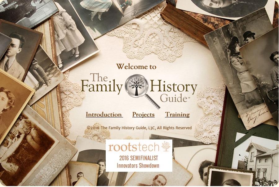 familyhistoryguide - 1