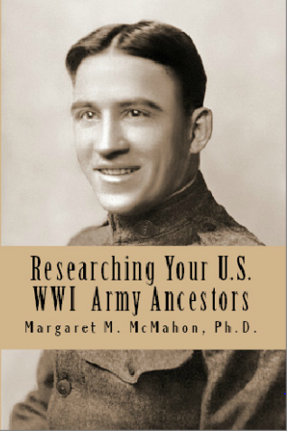 "Cover of ""Researching Your U.S. WWI Army Ancestors"""