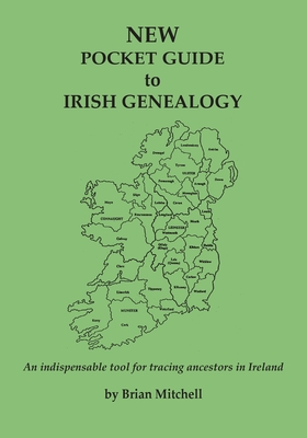 New Pocket Guide to Irish Genealogy cover